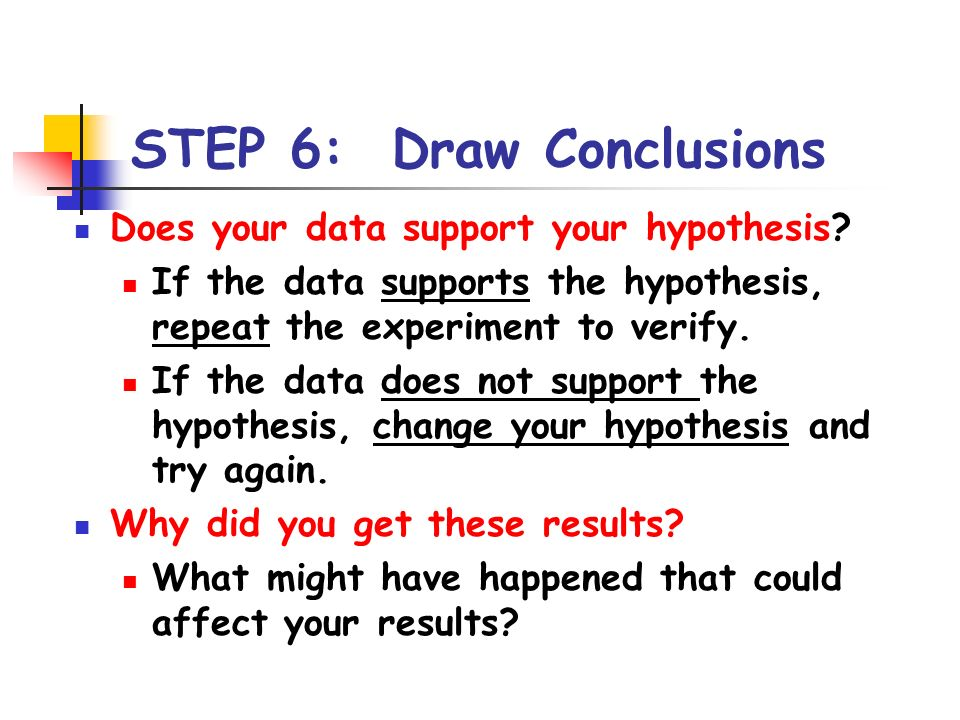 hypothesis and conclusion Hypothesis testing - hypothesis  conclusion: reject the null hypothesis in favor of the alternative hypothesis the difference in survival between the intervention.