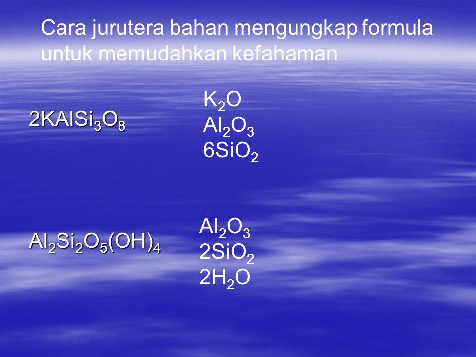 Cara jurutera bahan mengungkap formula untuk memudahkan kefahaman