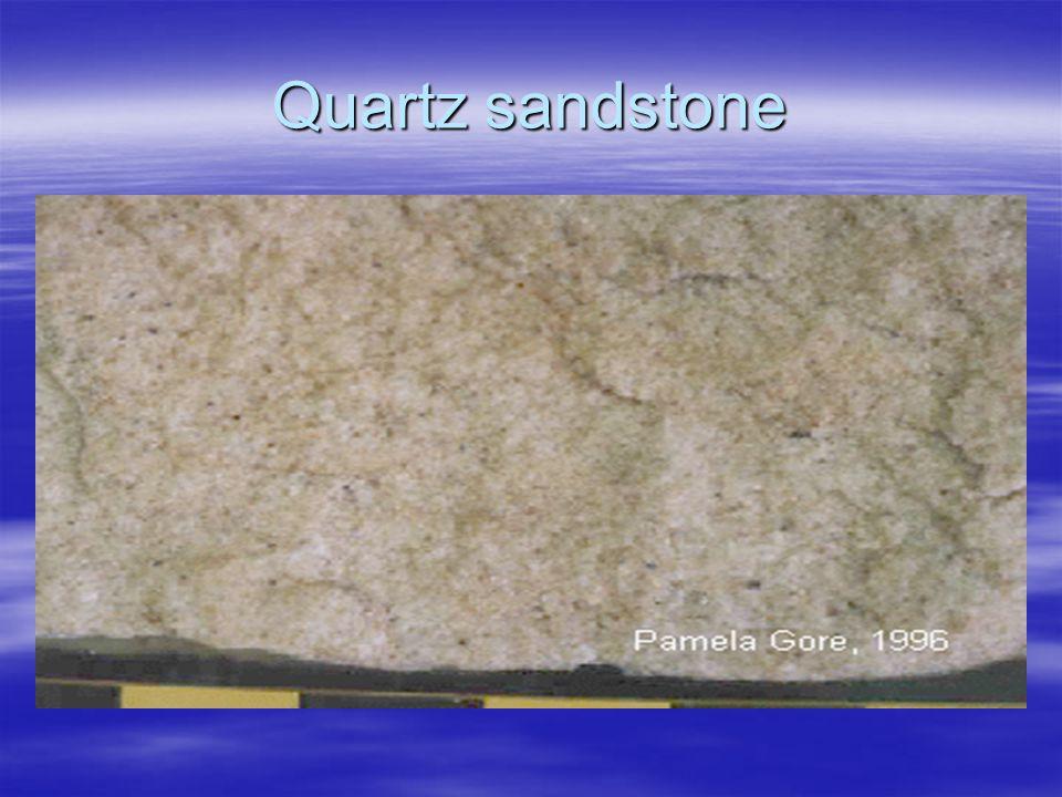 Quartz sandstone