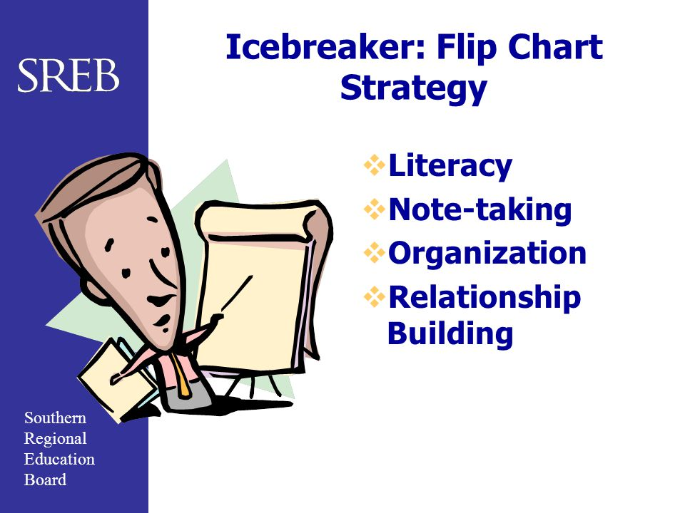 Icebreaker: Flip Chart Strategy