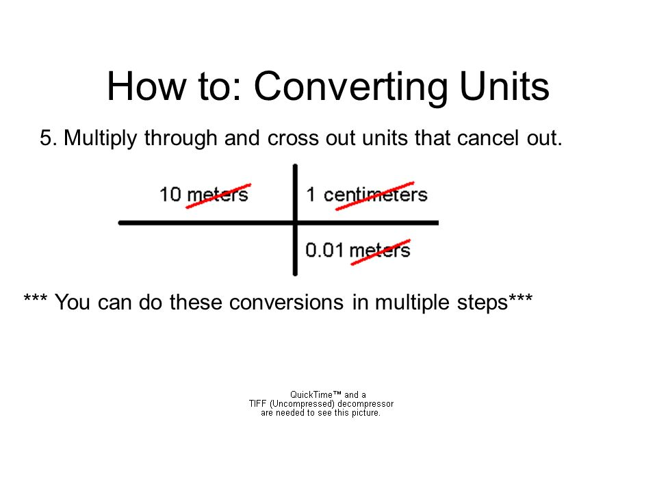 How to: Converting Units