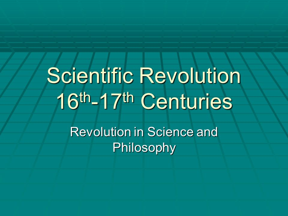 """a look at the scientific revolution in europe in the 17th century Galileo galilei (1564–1642) has central figure of the scientific revolution of the 17 th century """"the person centered rhetoric of the 17th century,"""" in."""