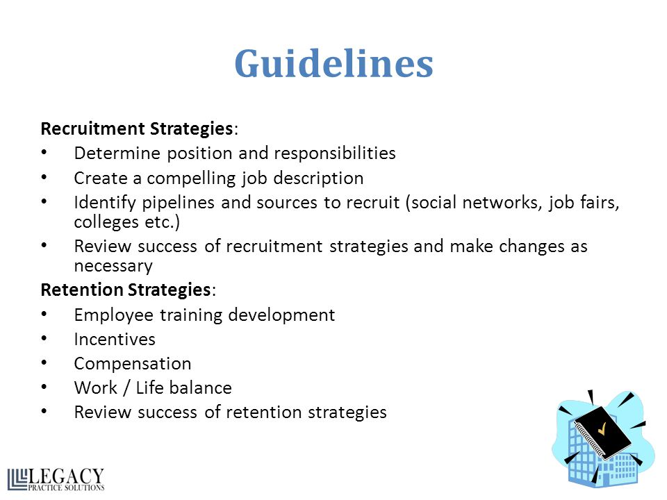 recruitment guidelines The purpose of the national guidance on recruitment and selection is to promote  good practice at local level it is recommended that local recruitment and.