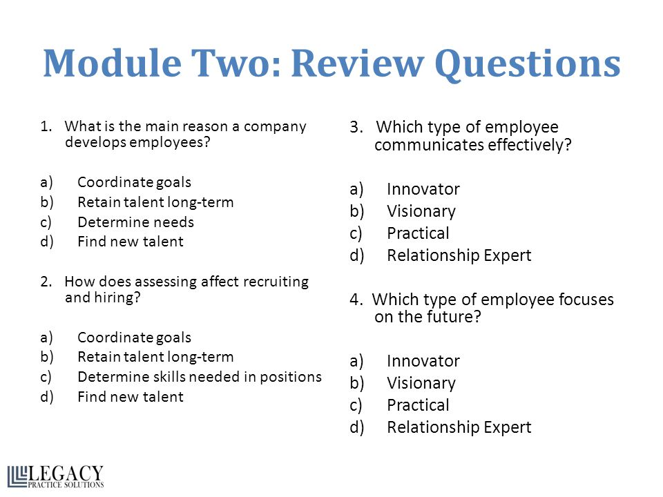 module 8 review questions Anyway, my question is, what are the questions going to be like i am very show more hi, i have to do a spanish 1, segment 2 dba 507/module 5 dba well actually all four dba's of the second segment.