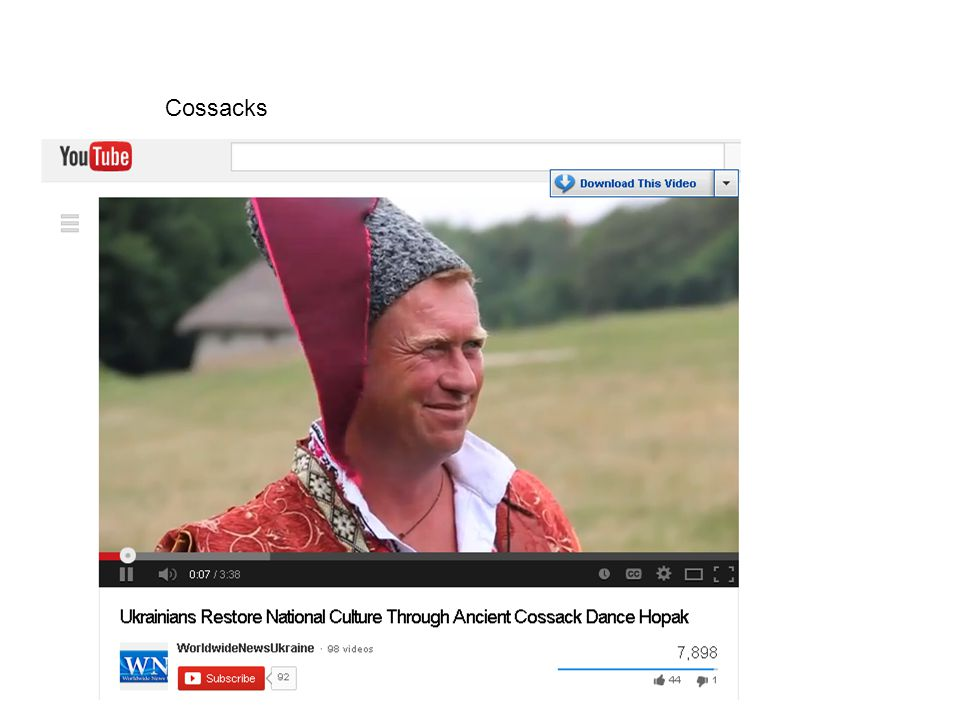 Cossacks