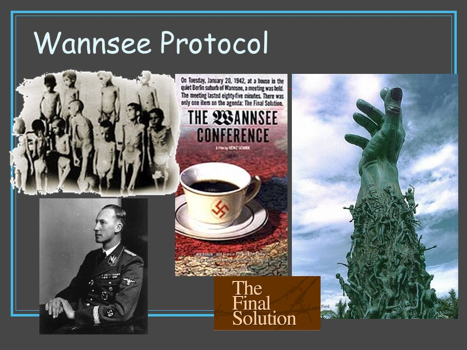 Wannsee Protocol