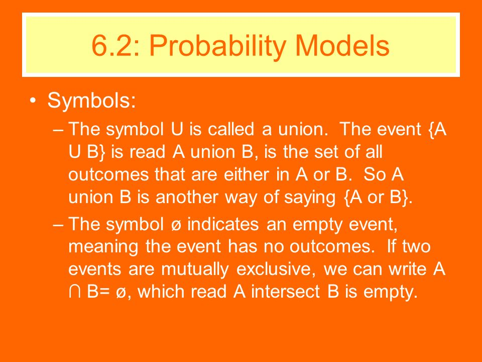 probability  the study of randomness