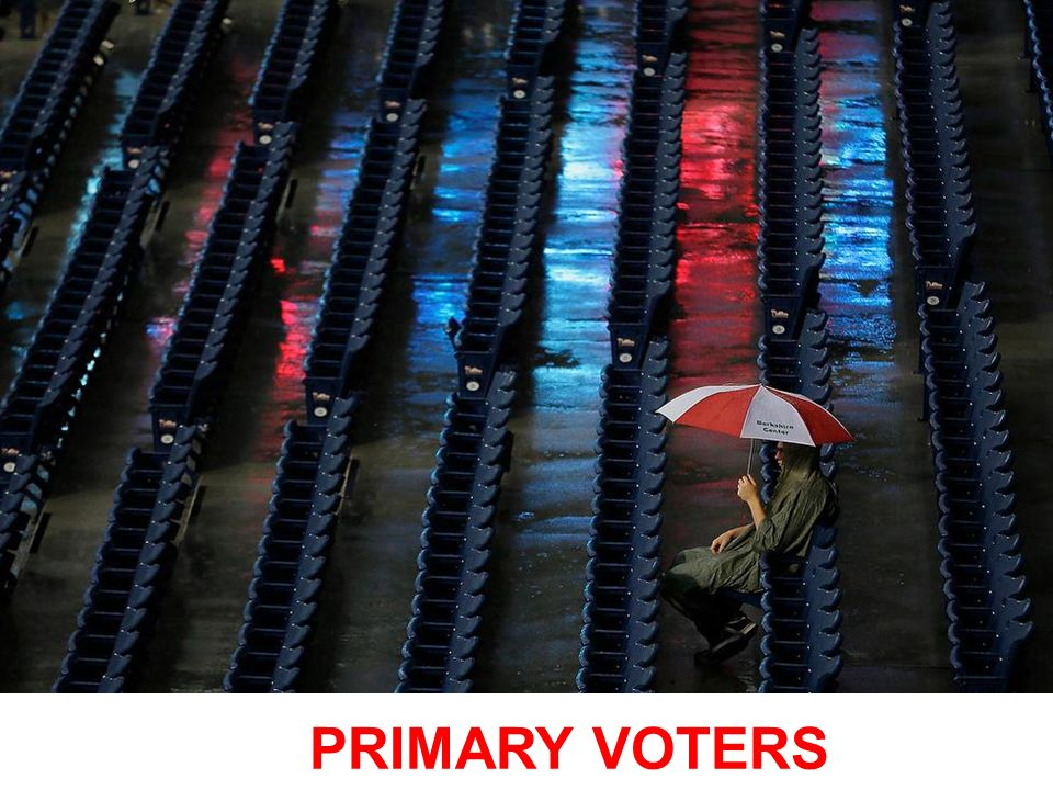 PRIMARY VOTERS
