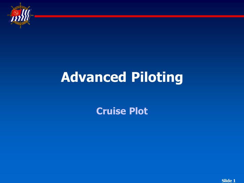 Advanced Piloting Cruise Plot