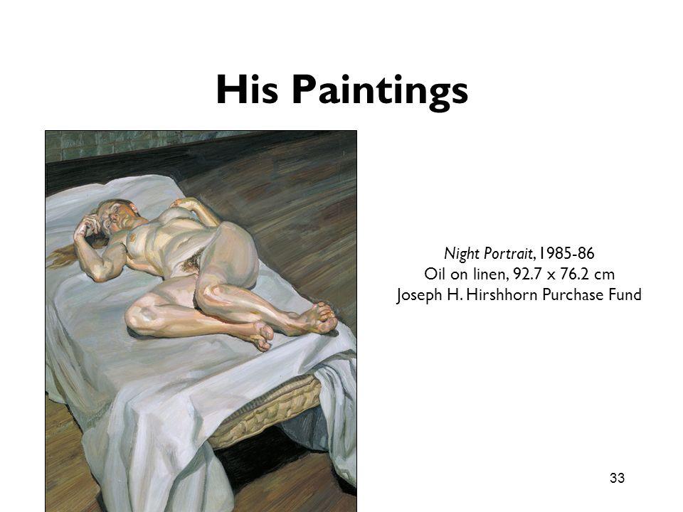 Joseph H. Hirshhorn Purchase Fund