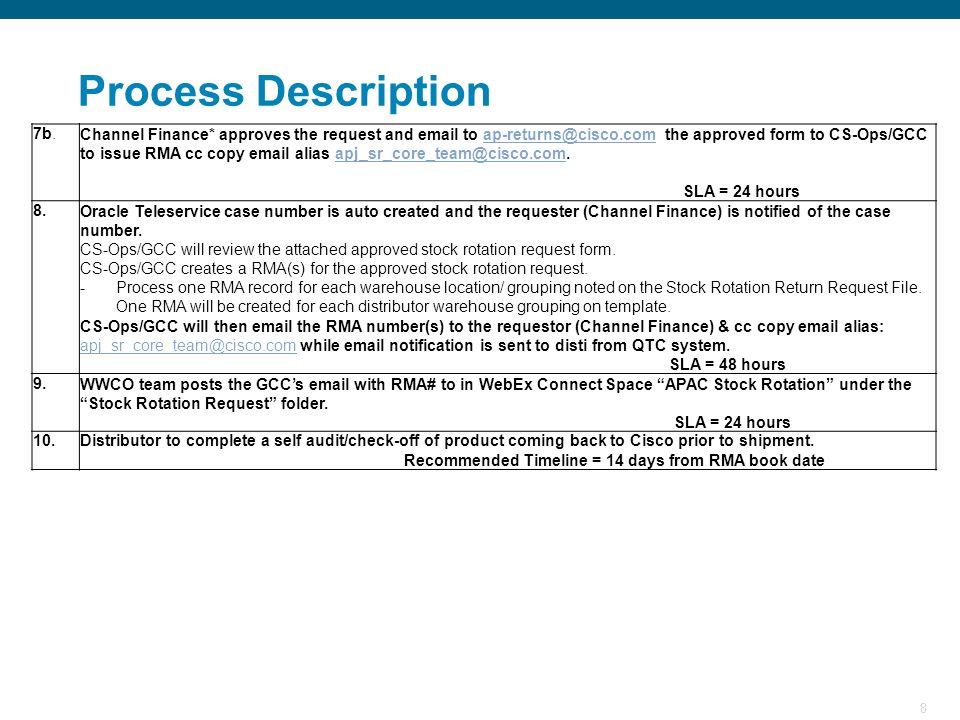 Process Description 7b.