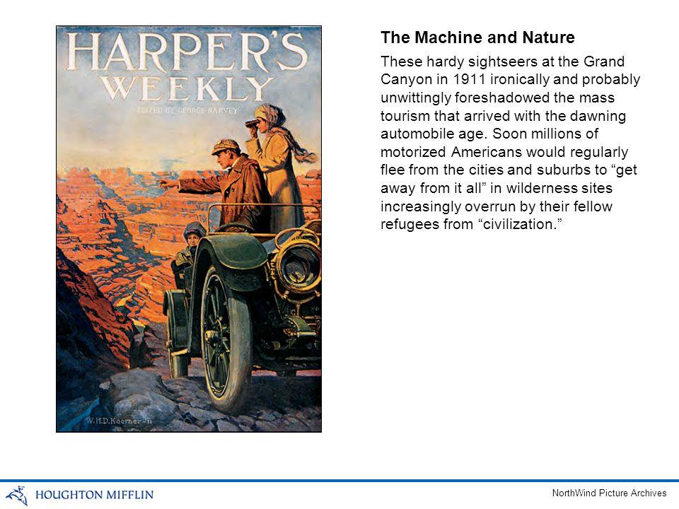 The Machine and Nature