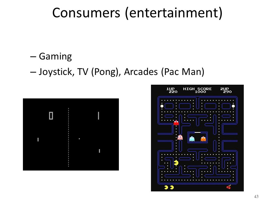 Consumers (entertainment)