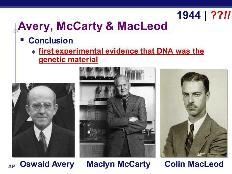 Avery, McCarty & MacLeod