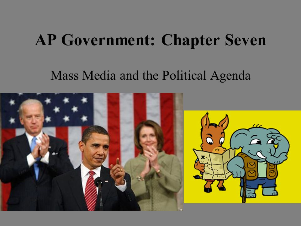 AP Government: Chapter Seven