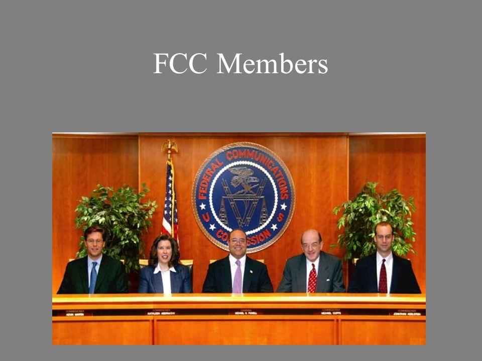 FCC Members