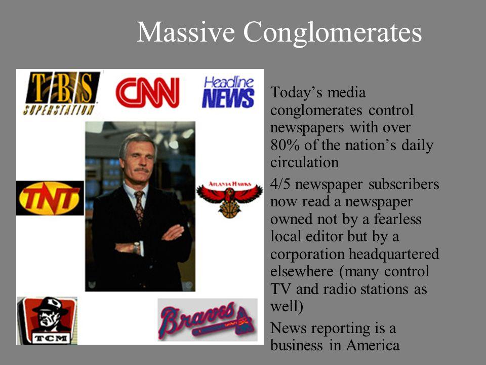 Massive Conglomerates