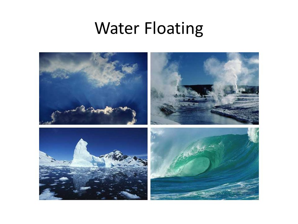 Water Floating