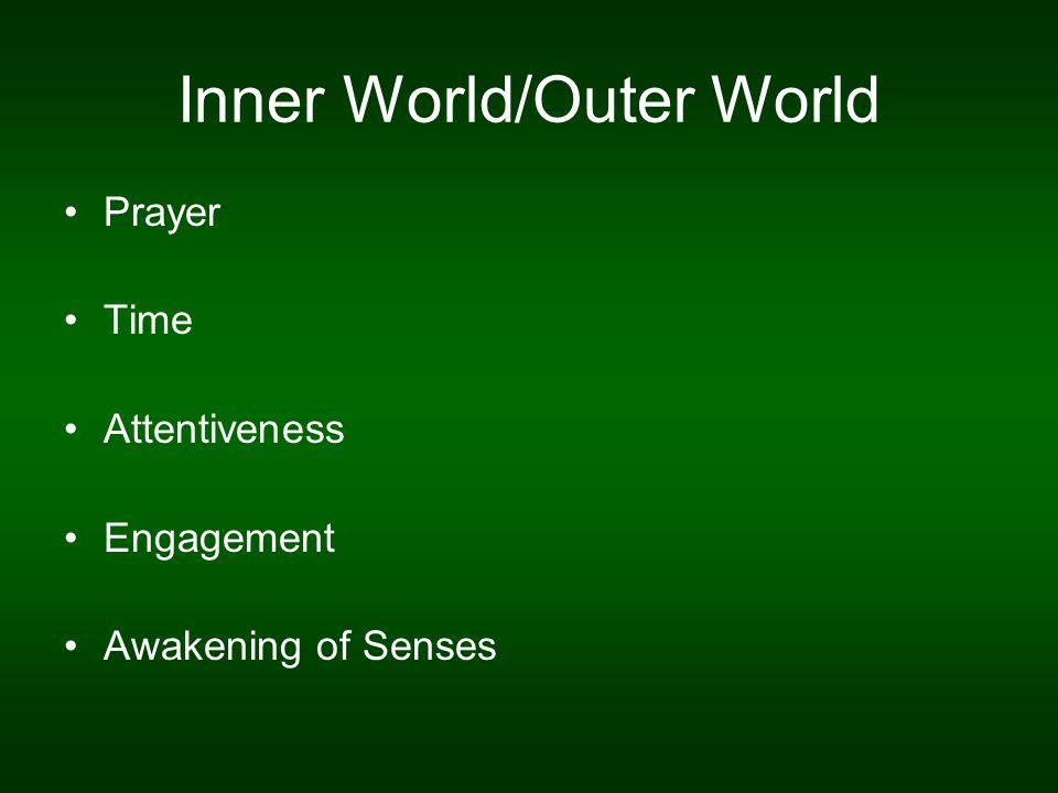 Inner World/Outer World