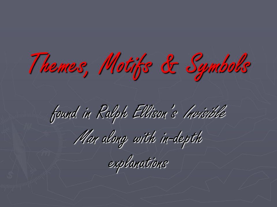 Themes, Motifs & Symbols
