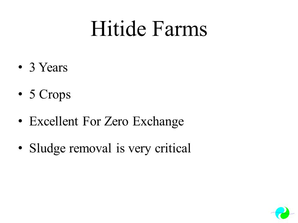 Hitide Farms 3 Years 5 Crops Excellent For Zero Exchange