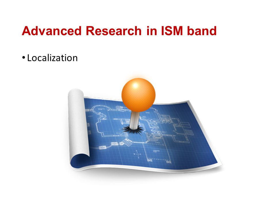 Advanced Research in ISM band