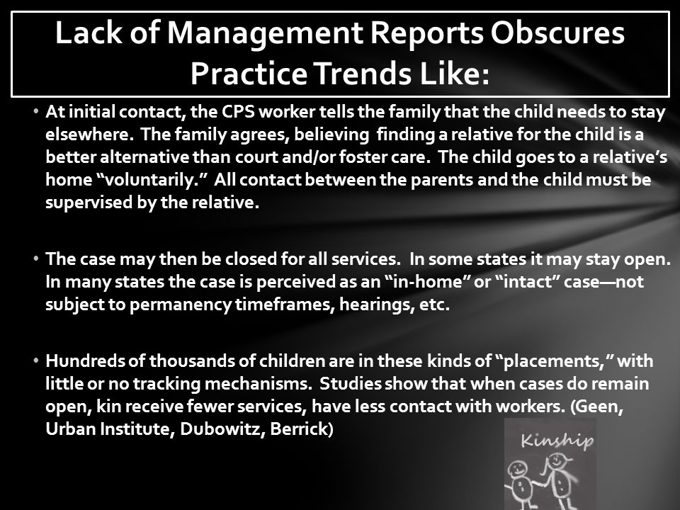 Lack of Management Reports Obscures Practice Trends Like: