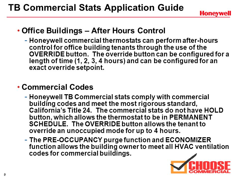 TB Commercial Stats Application Guide