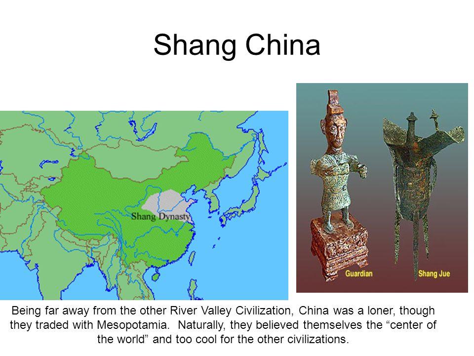Shang China