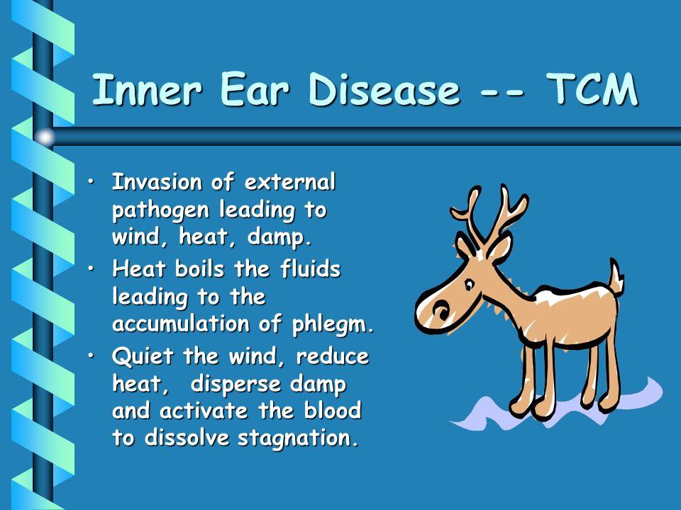 Inner Ear Disease -- TCM