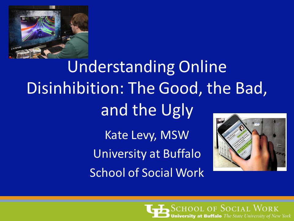 Understanding Online Disinhibition: The Good, the Bad, and the Ugly