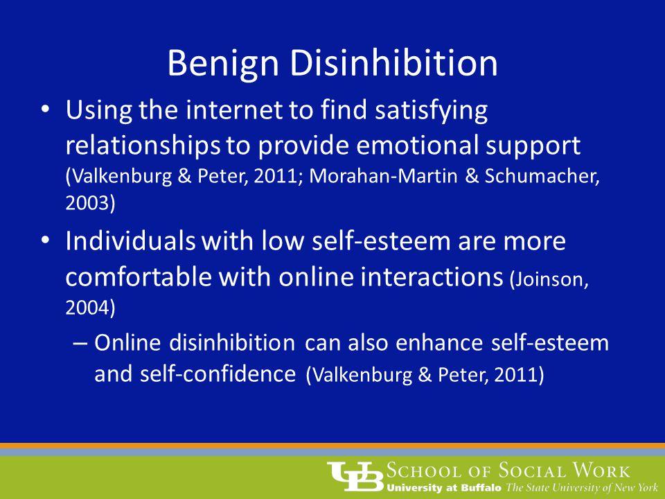 Benign Disinhibition