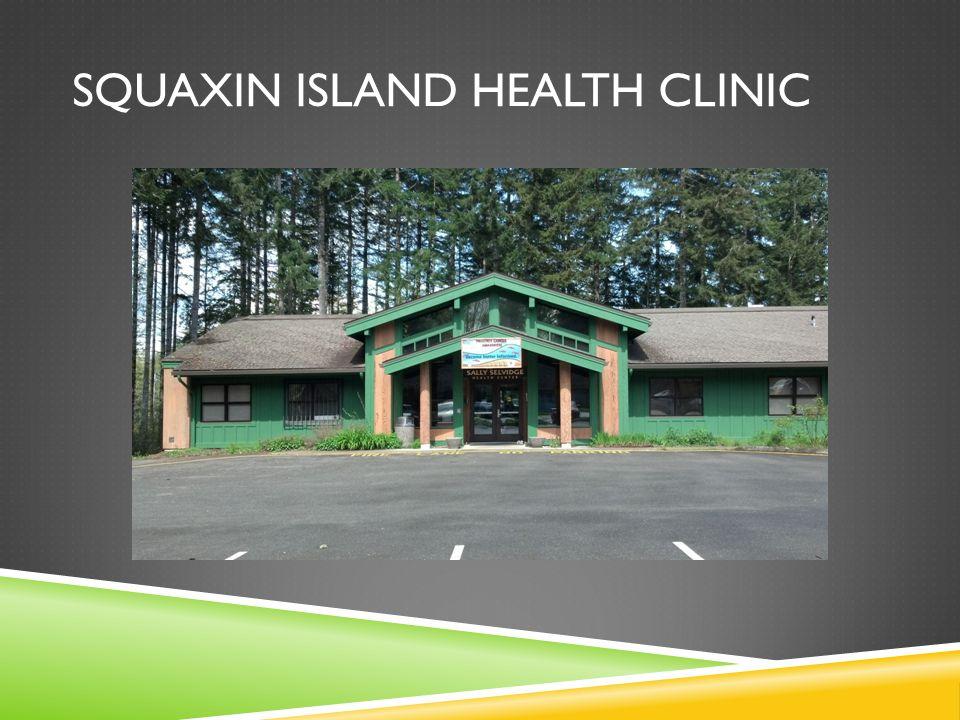 Squaxin Island Health Clinic