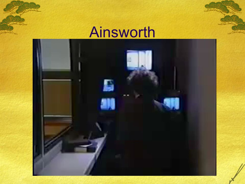 Ainsworth 5 minutes http://www.youtube.com/watch v=G_m4TvEqllE