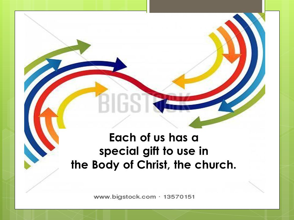 the Body of Christ, the church.