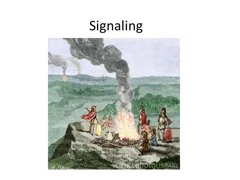 Signaling Econ 171