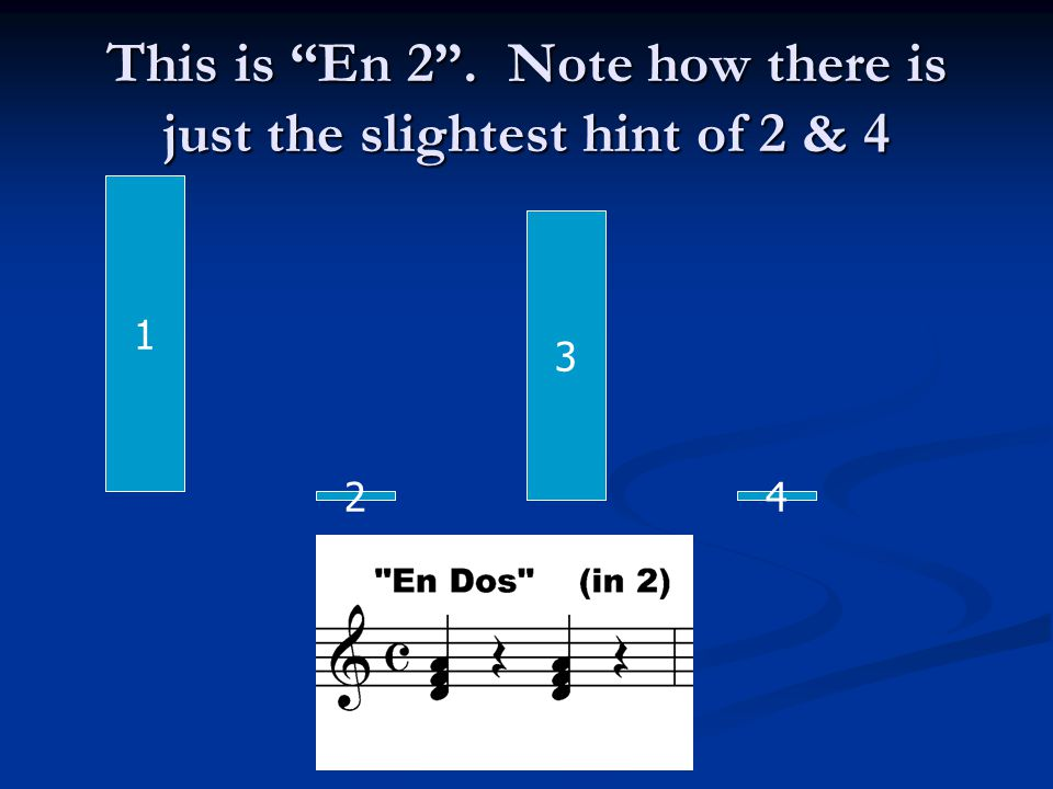 This is En 2 . Note how there is just the slightest hint of 2 & 4