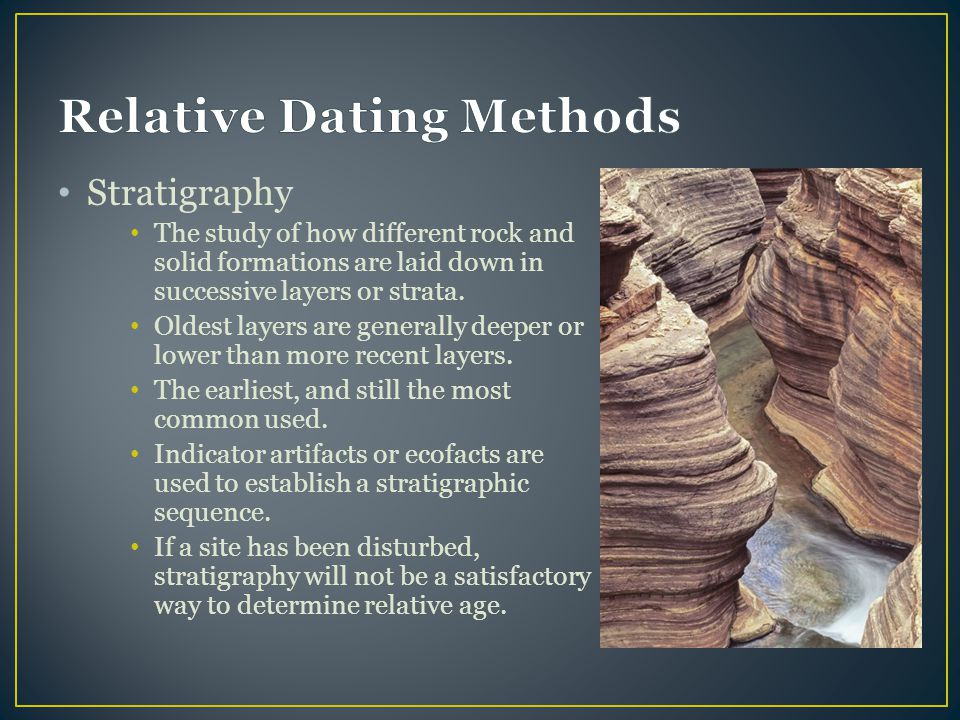 chronometric (absolute) dating techniques are based on
