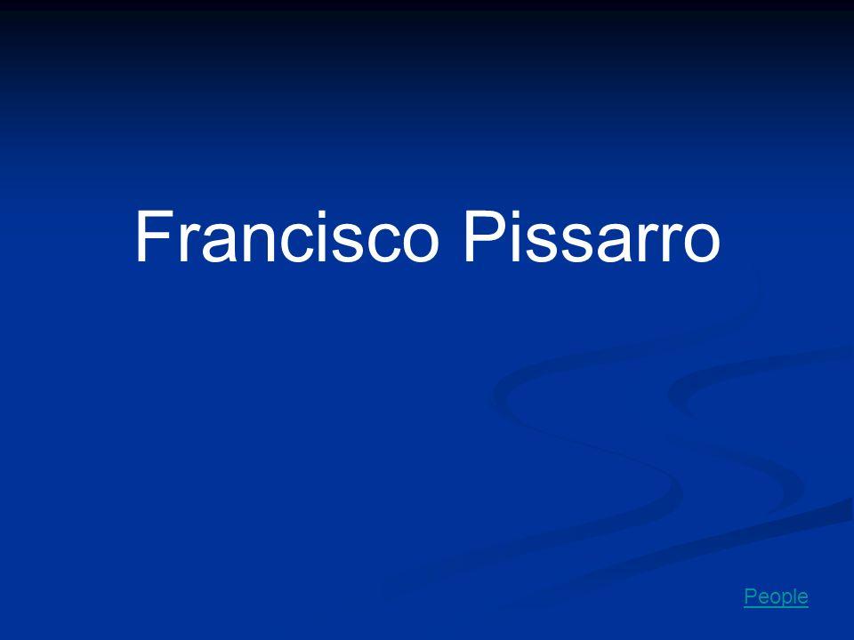 Francisco Pissarro People