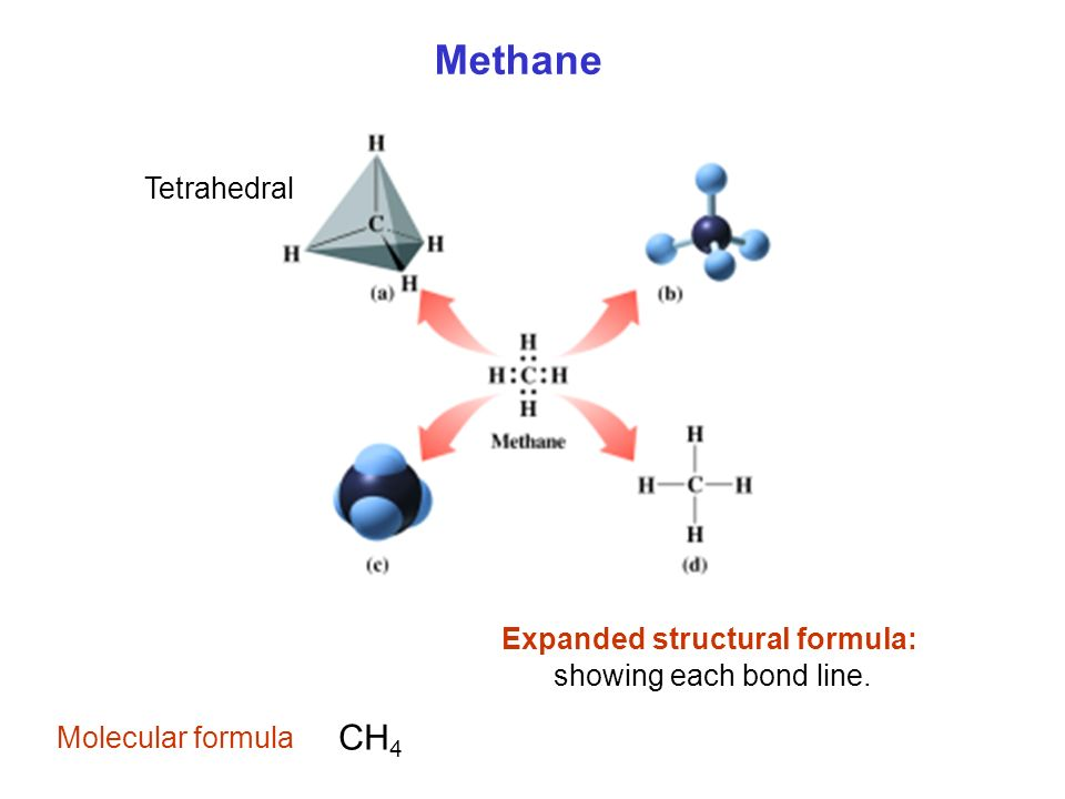Expanded structural formula: