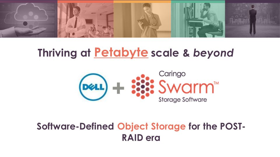 + Thriving at Petabyte scale & beyond
