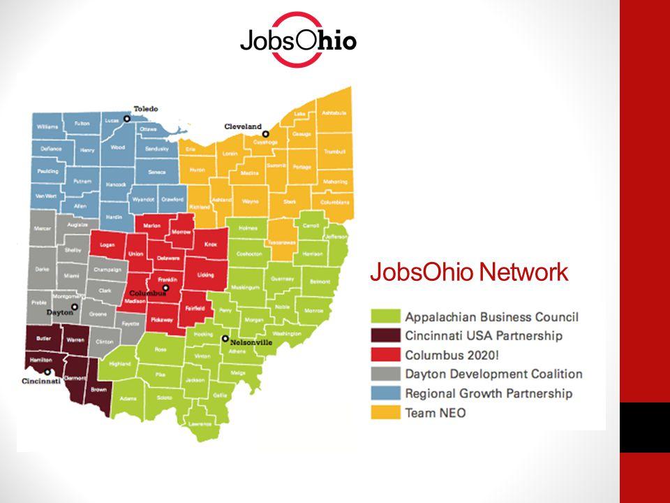 JobsOhio Network
