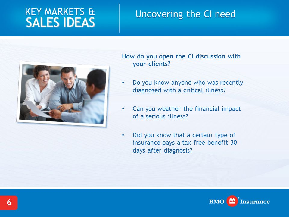 Uncovering the CI need Fact Find Any CI experiences in your family