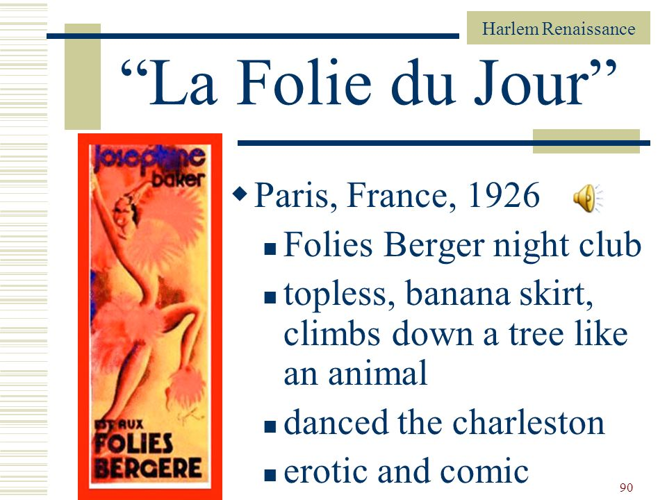 La Folie du Jour Paris, France, 1926 Folies Berger night club