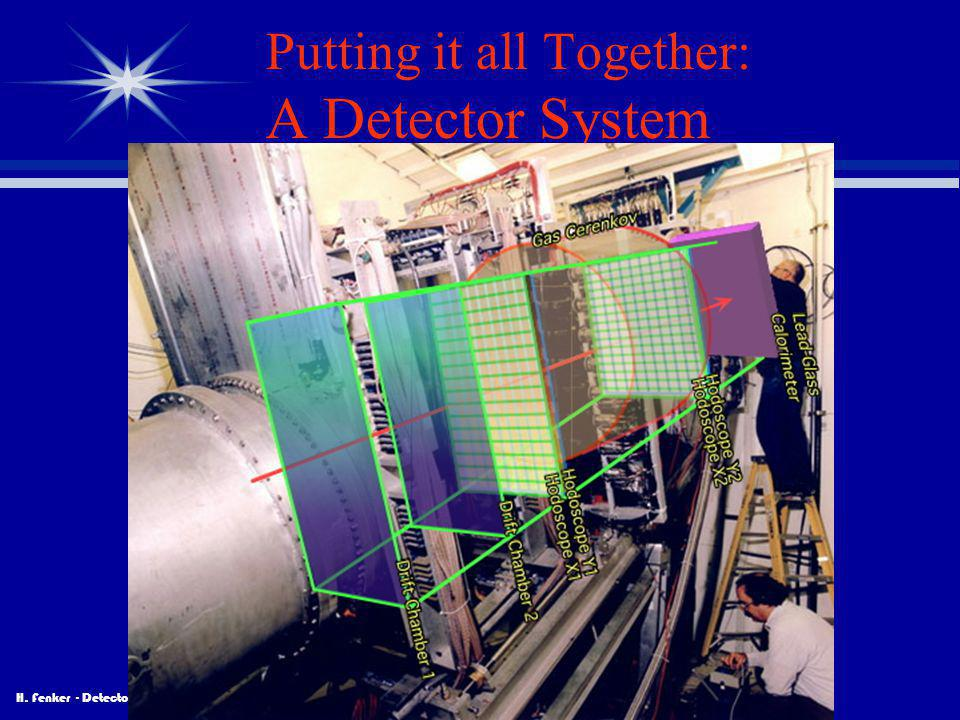Putting it all Together: A Detector System