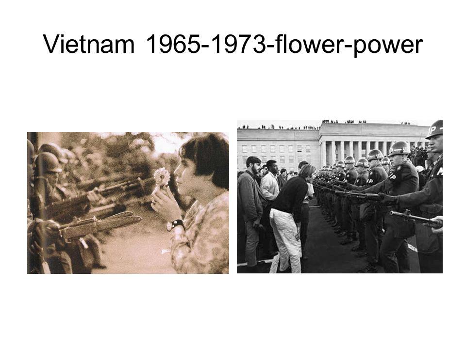 Vietnam 1965-1973-flower-power