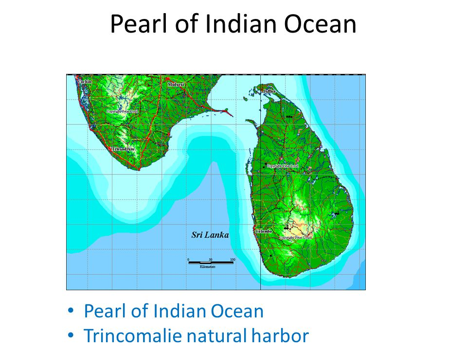 Pearl of Indian Ocean Pearl of Indian Ocean Trincomalie natural harbor