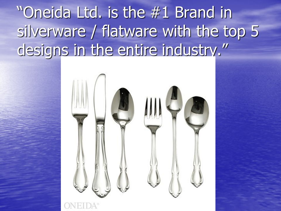 Oneida Ltd.