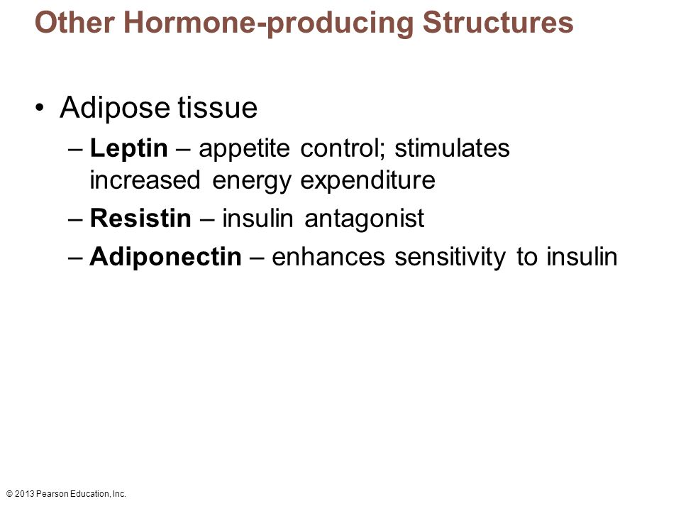 Other Hormone-producing Structures