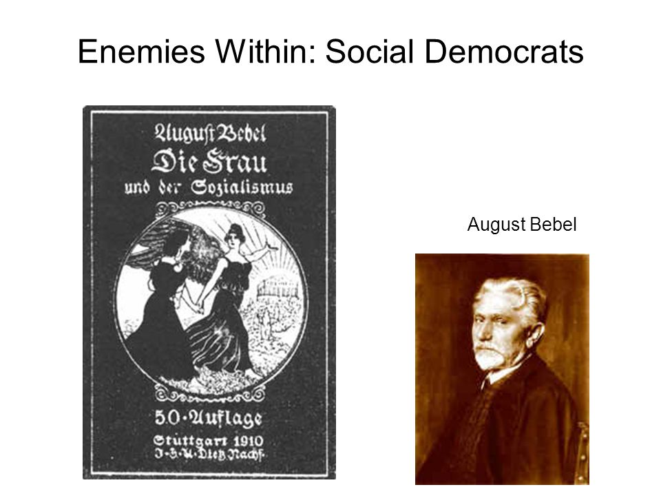 Enemies Within: Social Democrats